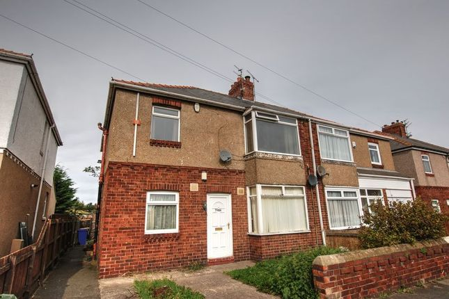 Thumbnail Flat for sale in Plessey Road, Blyth