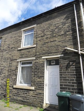 Thumbnail End terrace house to rent in Napier Street, Queensbury, Bradford