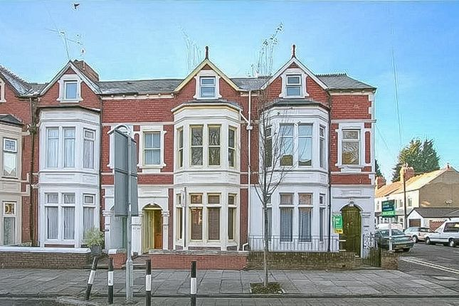 Thumbnail Shared accommodation to rent in Clive Road, Canton, Cardiff