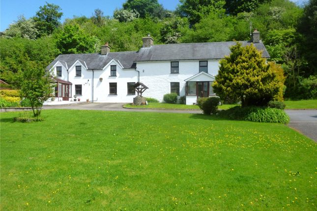 Thumbnail Leisure/hospitality for sale in Cribyn, Lampeter, Dyfed