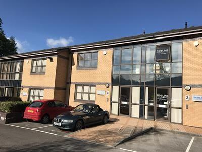 Thumbnail Office for sale in Unit 4 Deryn Court, Wharfdale Road, Pentwyn Business Centre, Cardiff