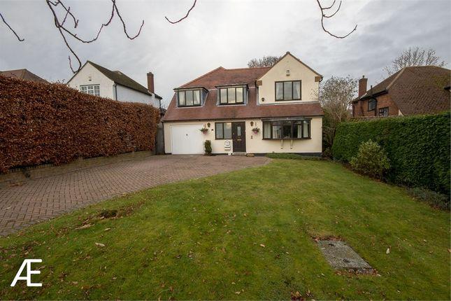 Thumbnail Detached house for sale in Berens Way, Chislehurst, Kent