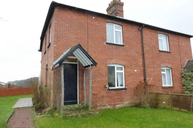 Thumbnail Property to rent in Lower Bridge Cottages, Stoke Canon, Exeter
