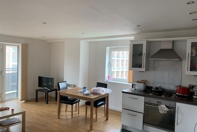Thumbnail Flat to rent in Masshouse Plaza, Birmingham