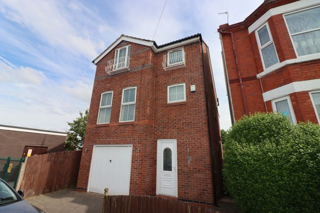 Thumbnail Detached house for sale in Molyneux Drive, Wallasey