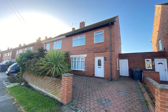 3 bed semi-detached house to rent in Fulwell Avenue, South Shields NE34