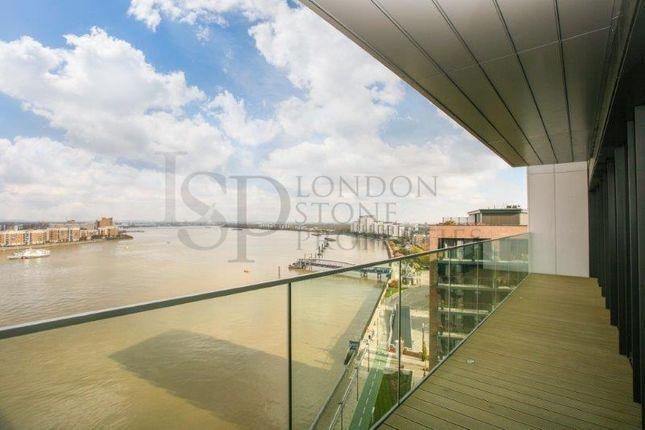 Thumbnail Flat to rent in Hampton Apartments, Royal Arsenal Riverside, London