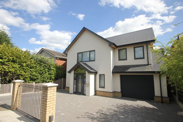 Thumbnail Detached house for sale in White Hart Lane, Hockley