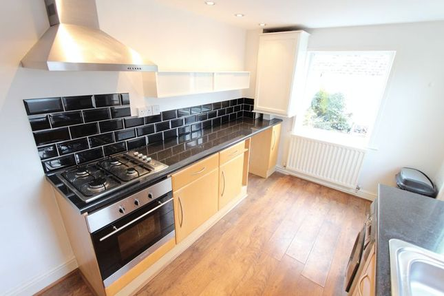 Thumbnail End terrace house to rent in Litherland Road, Bootle