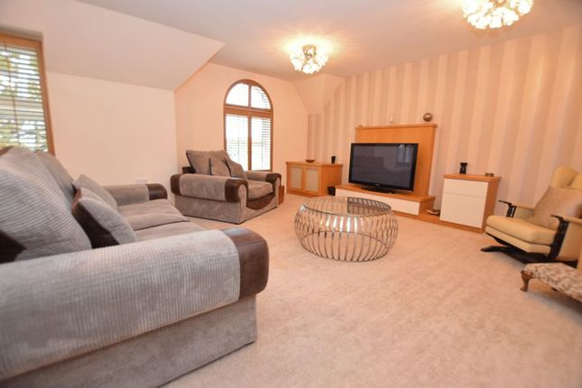 Thumbnail Flat for sale in Apartment 17, The Manor House, 338 Wigan Lane, Wigan
