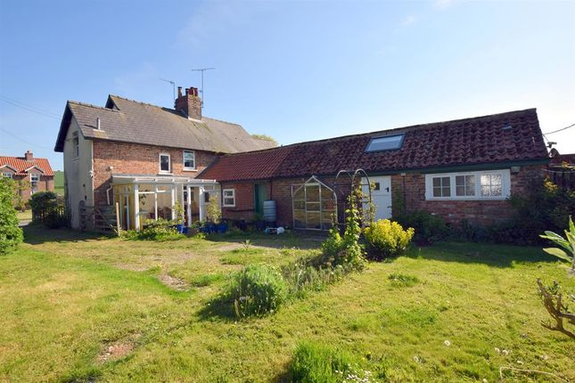 Thumbnail Semi-detached house for sale in Helperthorpe, Malton