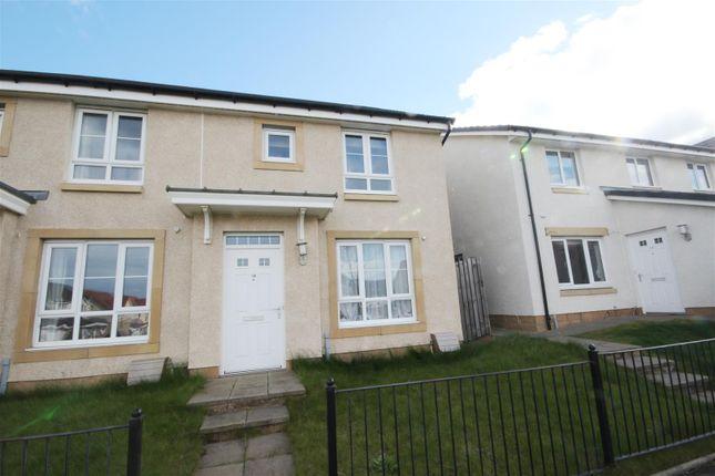 Thumbnail End terrace house for sale in Church View, Winchburgh, Broxburn