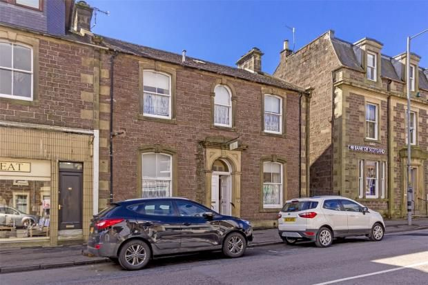 Thumbnail End terrace house for sale in Lochiel House, Main Street, Callander, Stirling