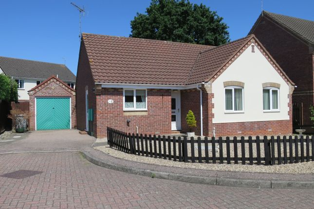 Thumbnail Detached bungalow for sale in Old Market Close, Acle