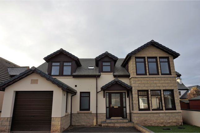 Thumbnail Detached house for sale in Gardenston Street, Laurencekirk