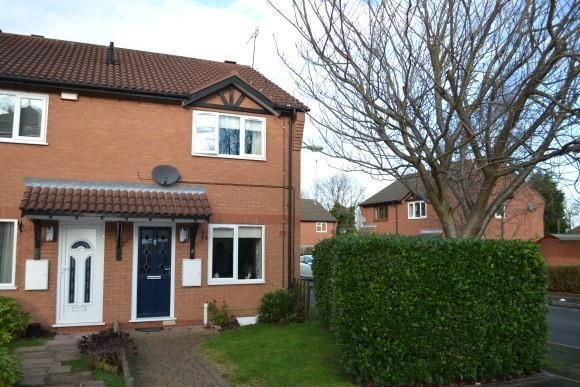 2 bed end terrace house to rent in Hagley Park Gardens, Rugeley WS15