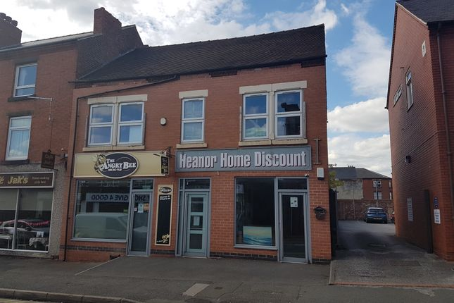 Thumbnail Pub/bar for sale in Godfrey Street, Heanor
