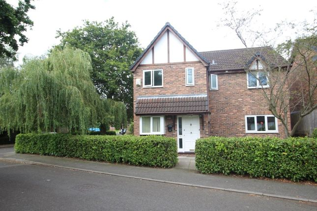 Thumbnail Detached house for sale in Kinross Avenue, Woodsmoor, Stockport