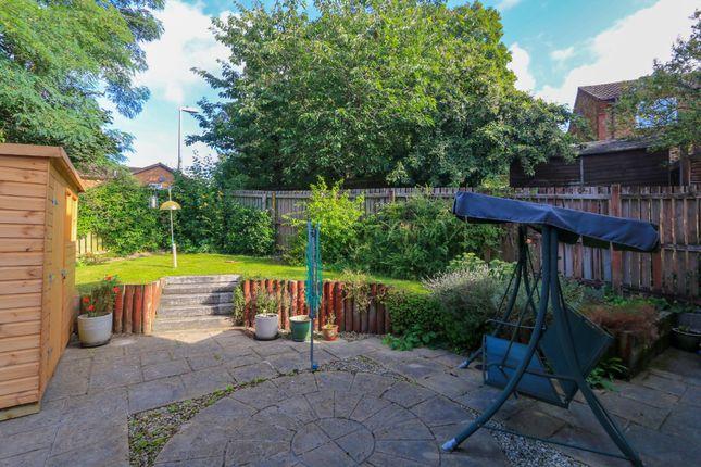 Garden of Yew Tree Drive, Kingsteignton, Newton Abbot TQ12