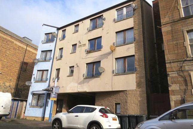 Thumbnail 2 bed flat for sale in Thorntree Street, Edinburgh