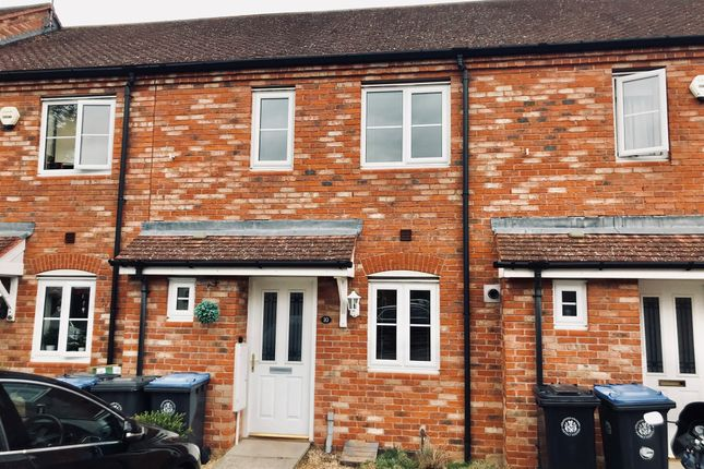 Thumbnail Terraced house for sale in Scott Close, Stratford-Upon-Avon