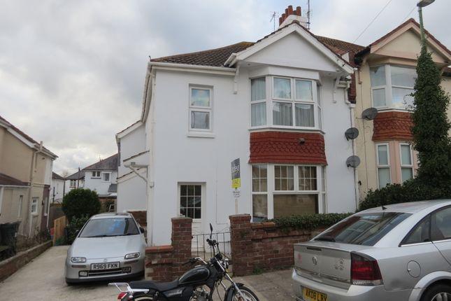 Thumbnail Flat to rent in St. Pauls Road, Preston, Paignton
