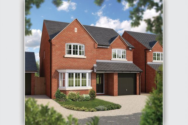 "Thumbnail Detached house for sale in ""The Durham"" at Coupland Road, Selby"