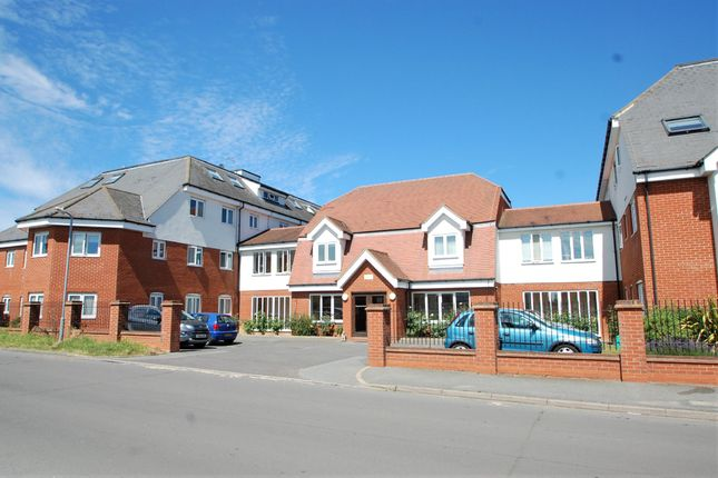 Thumbnail Flat for sale in Rosemary Court, Rectory Road, Tiptree, Essex