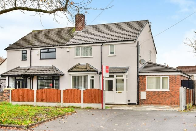 Front of Redburn Road, Manchester, Greater Manchester M23