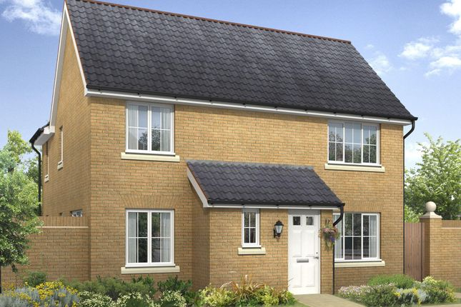"Thumbnail Detached house for sale in ""Alderney"" at Coulson Street, Spennymoor"