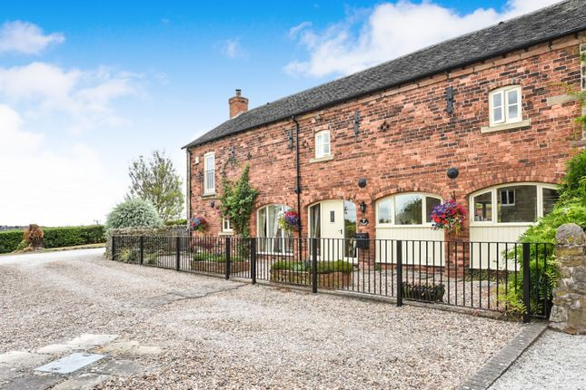 Thumbnail Barn conversion for sale in Jacksons Lane, Heage, Belper