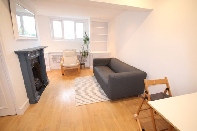 Thumbnail Flat for sale in Marlborough Road, Archway, London