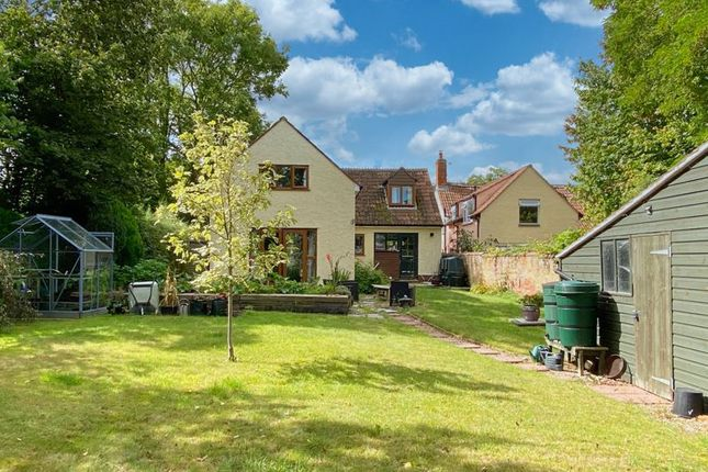 Thumbnail Detached house for sale in Goathurst, Bridgwater