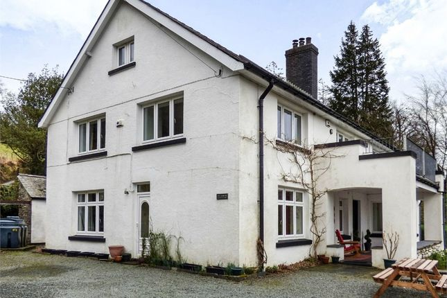 Thumbnail Detached house for sale in Dolwyddelan, Dolwyddelan, Conwy