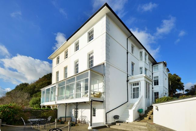 Thumbnail Flat for sale in Radnor Cliff Crescent, Sandgate, Folkestone