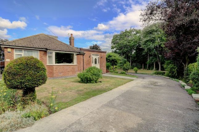 Thumbnail Detached bungalow for sale in Langdale Road, Heaton Chapel, Stockport
