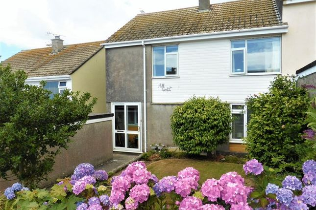 Thumbnail 3 bed property for sale in Trenant Road, Looe