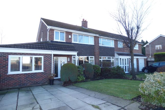 4 bed semi-detached house for sale in Cunningham Drive, Sunnybank, Bury