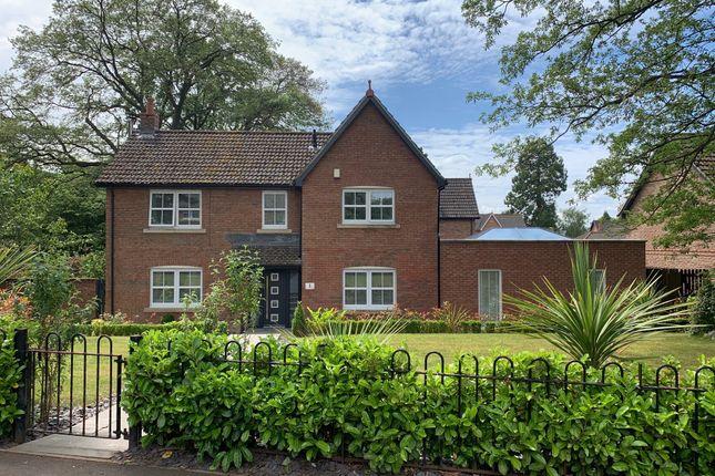 Thumbnail Detached house for sale in Cumwhinton Drive, Parkland Village, Carlisle