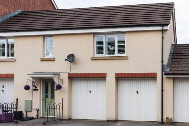 Thumbnail Mews house for sale in Ffordd Nowell, Penylan, Cardiff