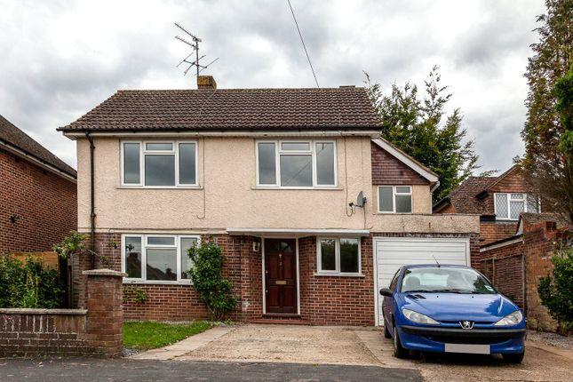 Thumbnail Detached house for sale in Oak Tree Close, Marlow, Buckinghamshire