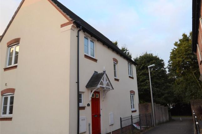 Thumbnail Semi-detached house to rent in Hawks Drive, Tiverton, Devon
