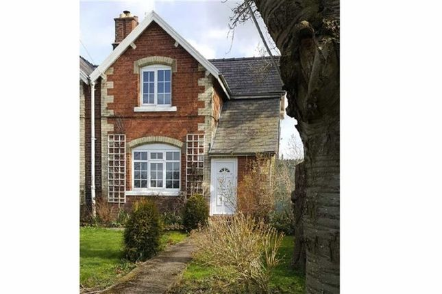 Thumbnail Semi-detached house to rent in Kilhendre Cottage, Dudleston Heath, Ellesmere