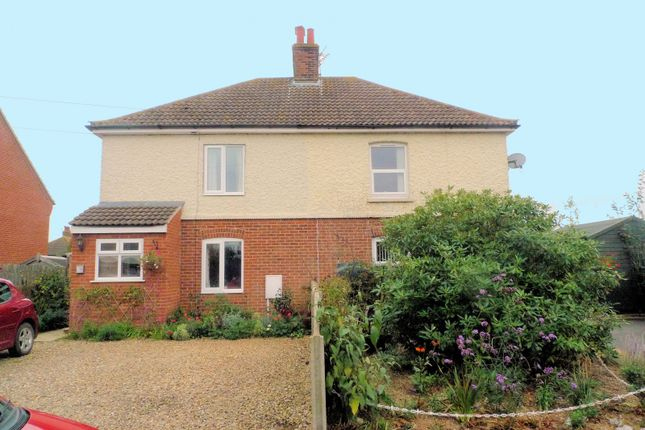 Thumbnail Property for sale in New Road, Reedham