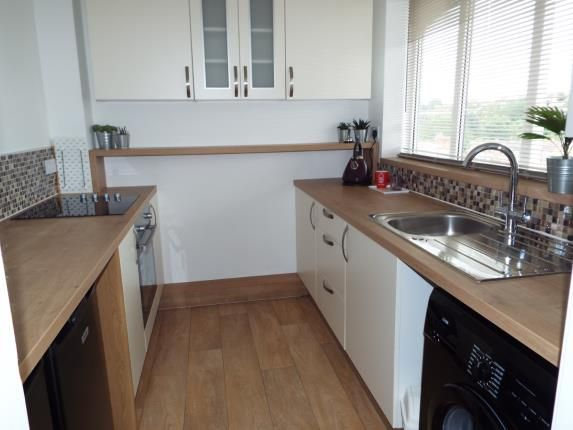 Flat for sale in Ash Court, Carlton, Nottingham
