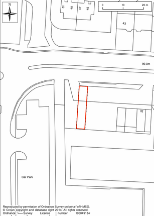 Thumbnail Land to let in 22 Harefield Road, Dundee