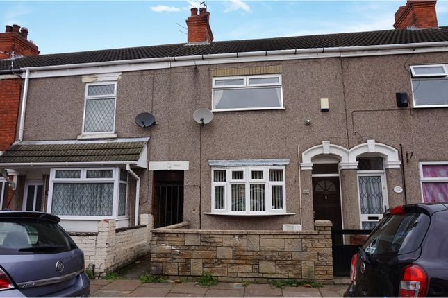 Thumbnail Terraced house for sale in Cooper Road, Grimsby