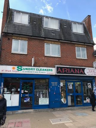 Thumbnail Block of flats for sale in High Street, Harrow Wealdstone, London
