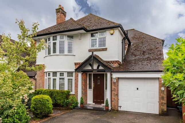 Thumbnail Detached house for sale in Chetwynd Drive, Southampton
