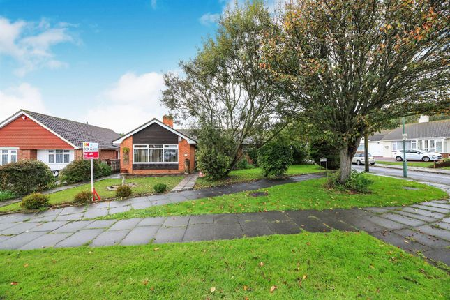 Thumbnail Detached bungalow for sale in Hangleton Valley Drive, Hove
